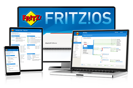 FRITZ!OS – a fully loaded operating system