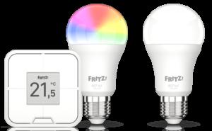 Fritz!DECT 500 Lightbulb / Fritz!DECT 440 four-button switch