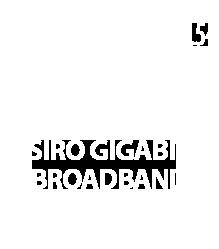 SIRO Gigabit Broadband from Digiweb