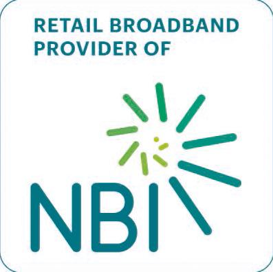 Retail Broadband Provider of National Broadband Ireland